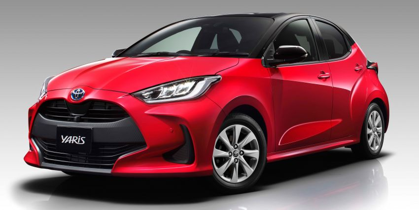 2020 Toyota Yaris – first compact TNGA-based model; Dynamic Force engines, Advanced Park system debut Image #1031054