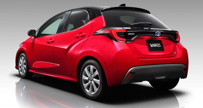 2020 Toyota Yaris – first compact TNGA-based model; Dynamic Force engines, Advanced Park system debut Image #1031059