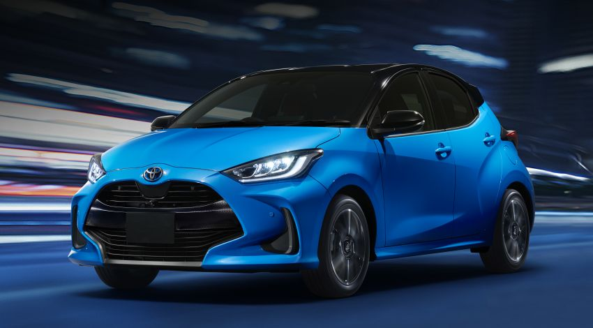 2020 Toyota Yaris – first compact TNGA-based model; Dynamic Force engines, Advanced Park system debut Image #1031063