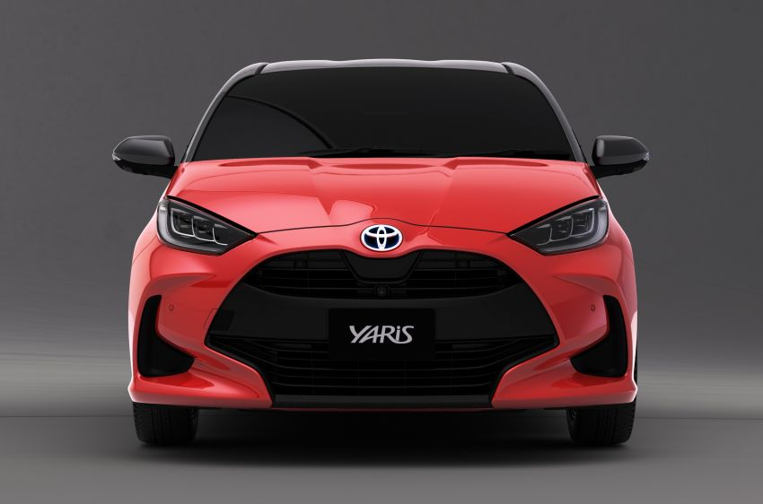 2020 Toyota Yaris – first compact TNGA-based model; Dynamic Force engines, Advanced Park system debut Image #1031066