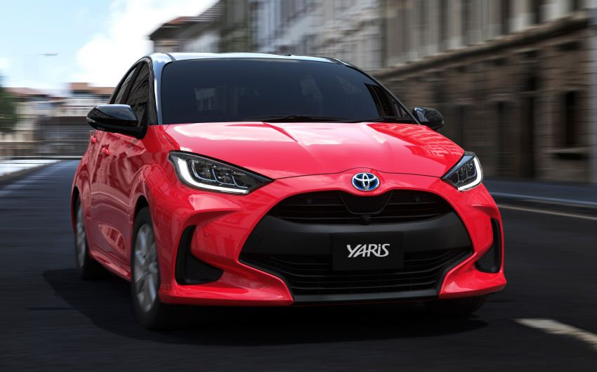 2020 Toyota Yaris – first compact TNGA-based model; Dynamic Force engines, Advanced Park system debut Image #1031068