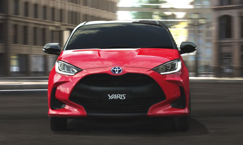 2020 Toyota Yaris – first compact TNGA-based model; Dynamic Force engines, Advanced Park system debut Image #1031069