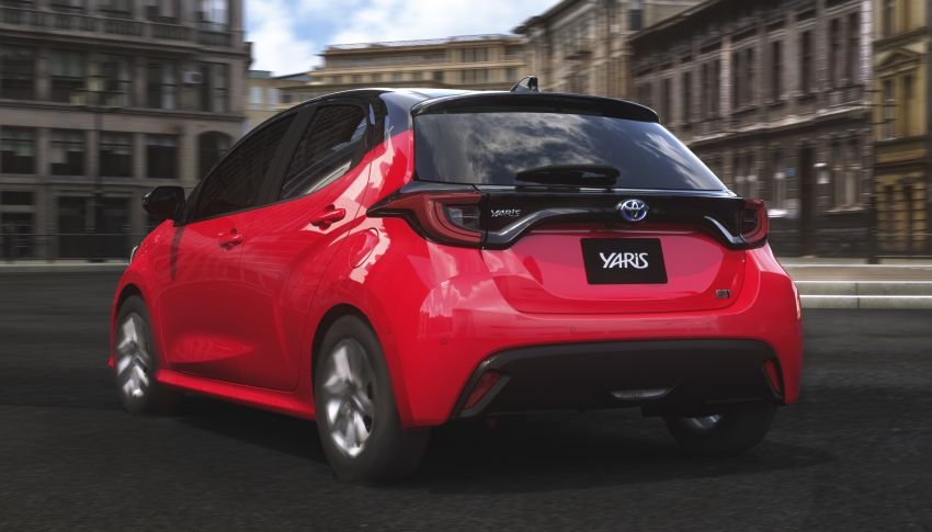2020 Toyota Yaris – first compact TNGA-based model; Dynamic Force engines, Advanced Park system debut Image #1031070