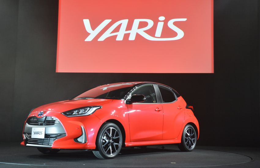 2020 Toyota Yaris – first compact TNGA-based model; Dynamic Force engines, Advanced Park system debut Image #1031102