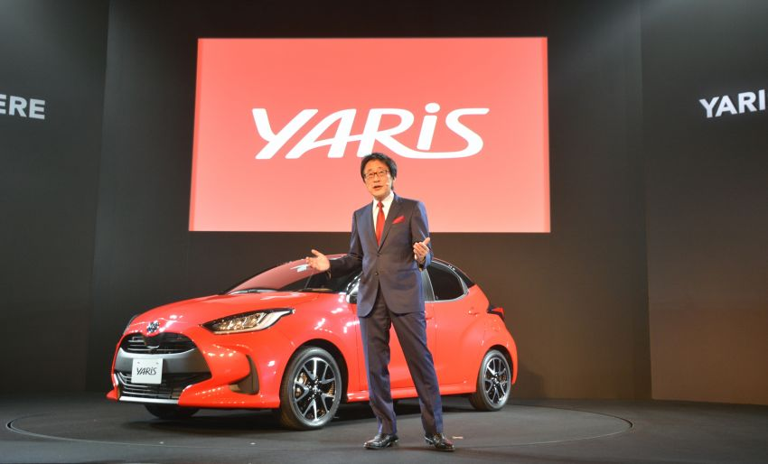 2020 Toyota Yaris – first compact TNGA-based model; Dynamic Force engines, Advanced Park system debut Image #1031104