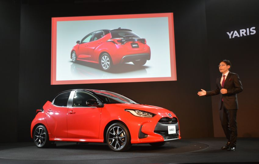 2020 Toyota Yaris – first compact TNGA-based model; Dynamic Force engines, Advanced Park system debut Image #1031105