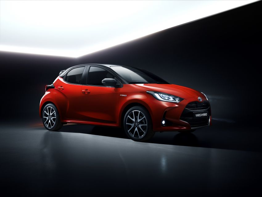 2020 Toyota Yaris – first compact TNGA-based model; Dynamic Force engines, Advanced Park system debut Image #1031384
