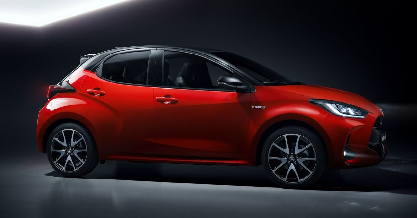 2020 Toyota Yaris – first compact TNGA-based model; Dynamic Force engines, Advanced Park system debut Image #1031386