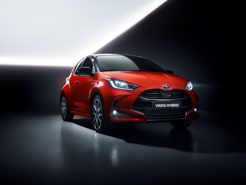2020 Toyota Yaris – first compact TNGA-based model; Dynamic Force engines, Advanced Park system debut Image #1031387