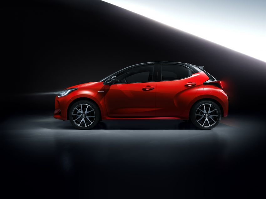 2020 Toyota Yaris – first compact TNGA-based model; Dynamic Force engines, Advanced Park system debut Image #1031389