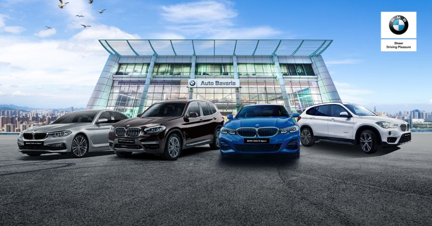AD: Auto Bavaria Glenmarie relocation sale – offers on BMW models, deals on accessories and merchandise! Image #1028113