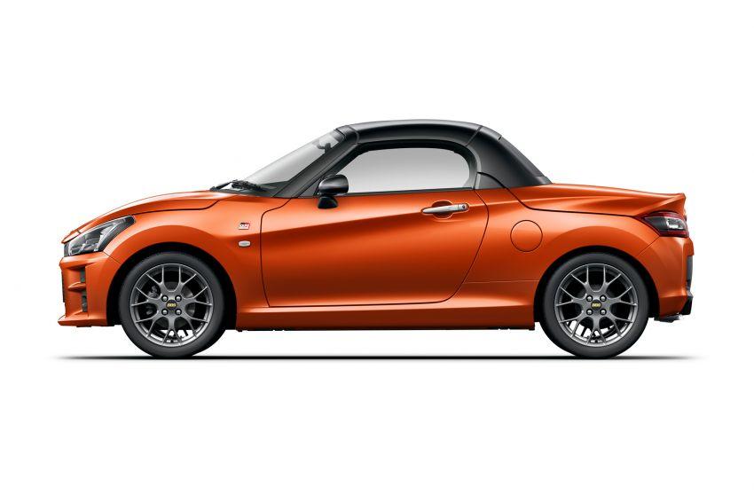 Toyota unveils production Copen GR Sport roadster Image #1030607
