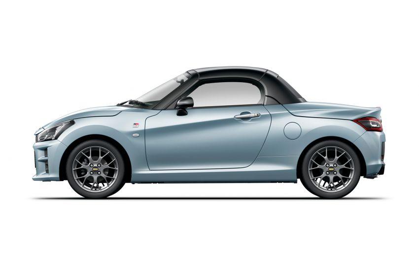 Toyota unveils production Copen GR Sport roadster Image #1030611