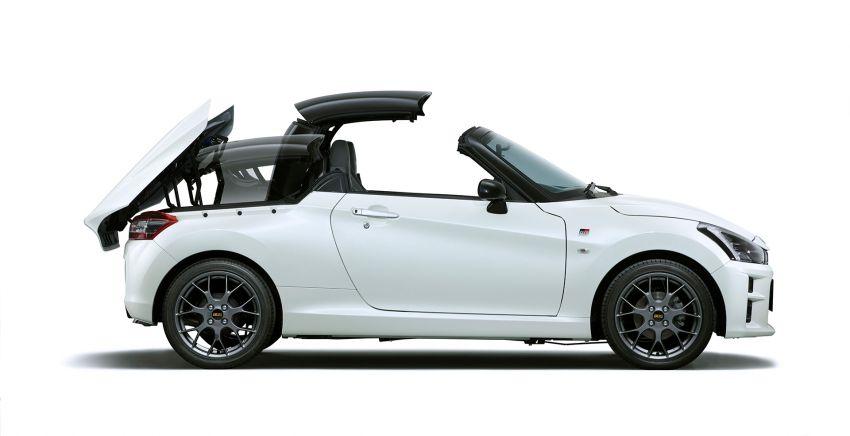 Toyota unveils production Copen GR Sport roadster Image #1030614