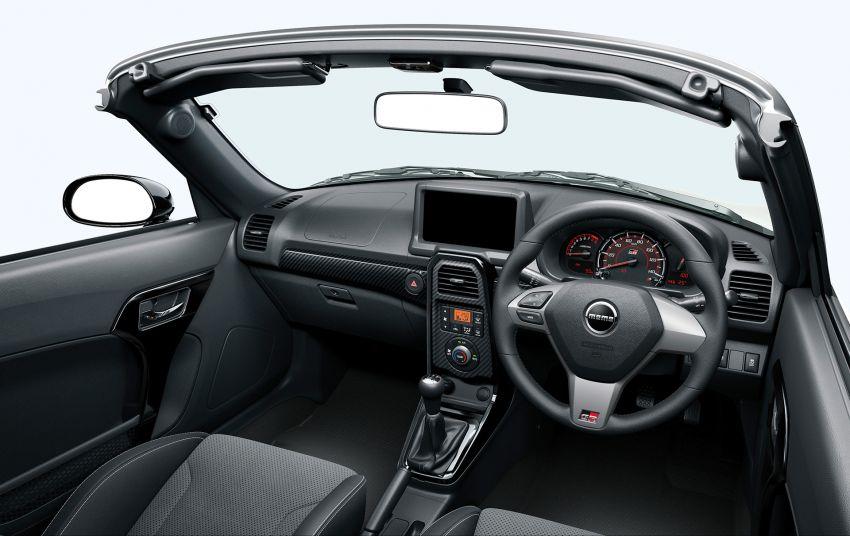 Toyota unveils production Copen GR Sport roadster Image #1030615