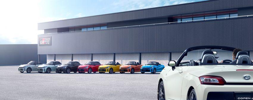 Toyota dedah Copen GR Sport dalam bentuk produksi Image #1030743