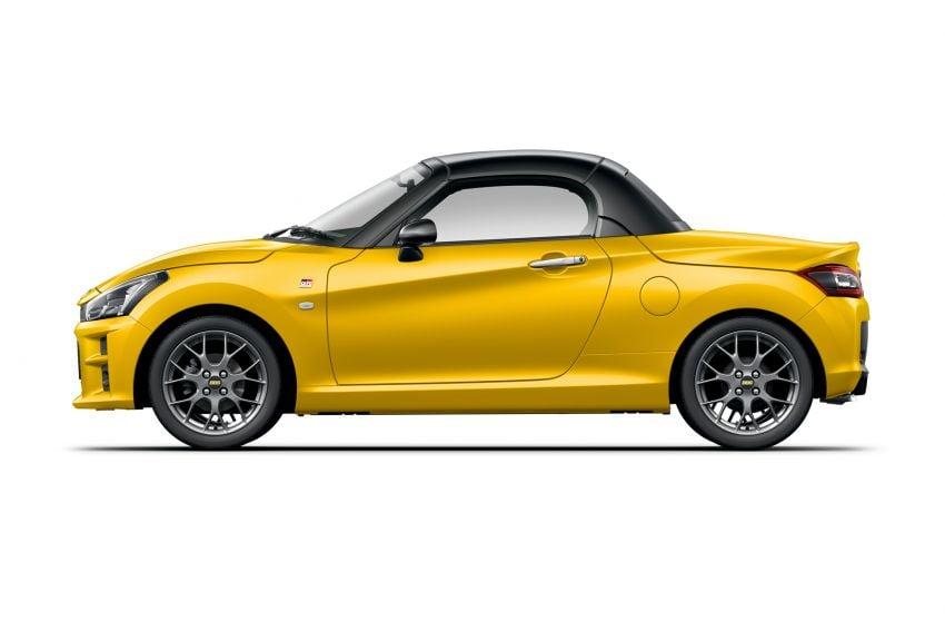 Toyota unveils production Copen GR Sport roadster Image #1030622