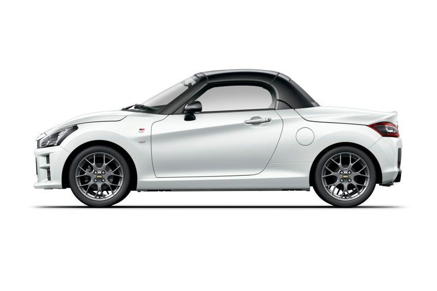 Toyota dedah Copen GR Sport dalam bentuk produksi Image #1030745