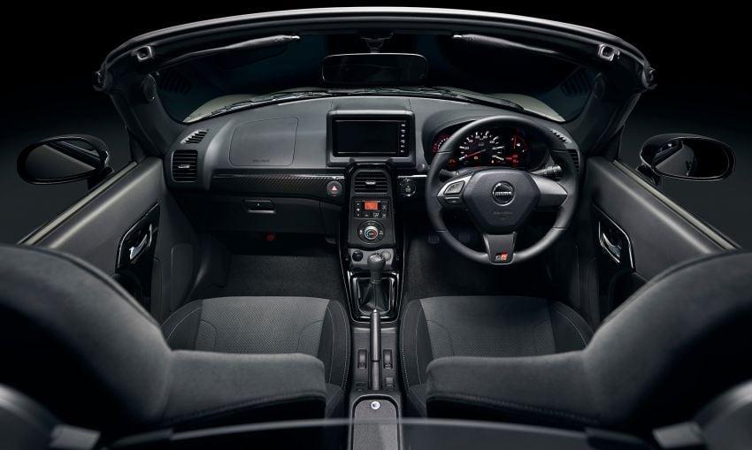 Toyota unveils production Copen GR Sport roadster Image #1030624