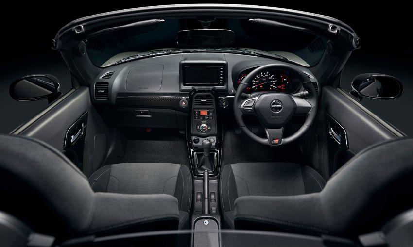 Toyota dedah Copen GR Sport dalam bentuk produksi Image #1030746