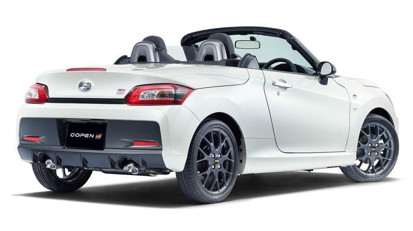 Toyota dedah Copen GR Sport dalam bentuk produksi Image #1030748
