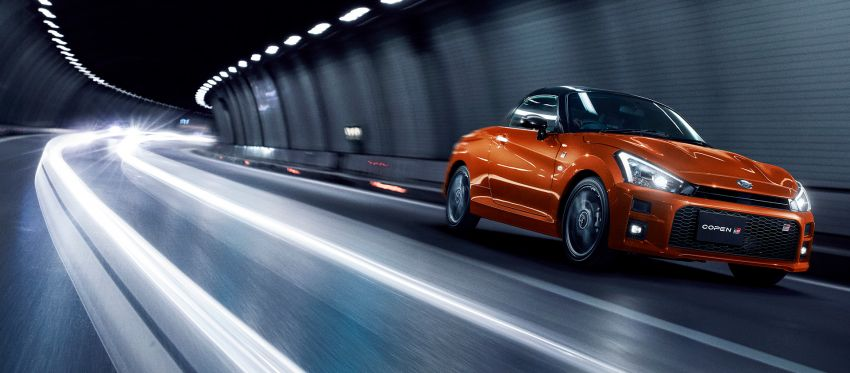 Toyota dedah Copen GR Sport dalam bentuk produksi Image #1030749