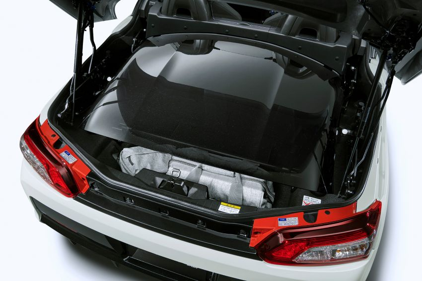Toyota unveils production Copen GR Sport roadster Image #1030629