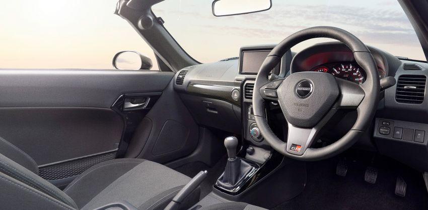 Toyota unveils production Copen GR Sport roadster Image #1030632