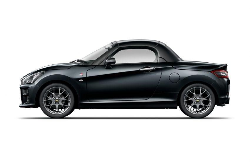 Toyota unveils production Copen GR Sport roadster Image #1030602