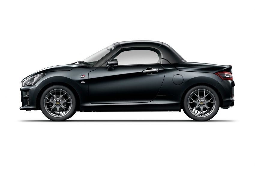 Toyota dedah Copen GR Sport dalam bentuk produksi Image #1030723