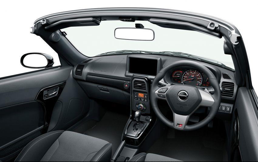 Toyota dedah Copen GR Sport dalam bentuk produksi Image #1030724