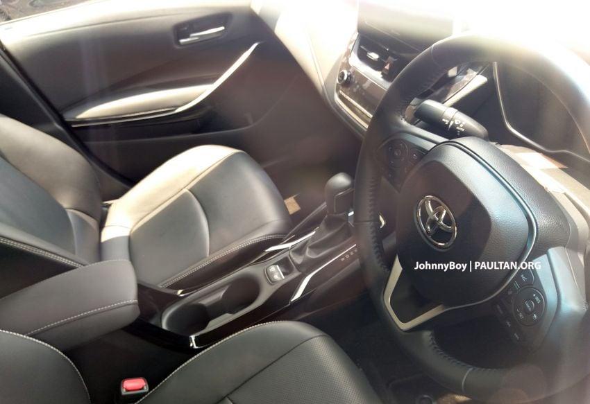 SPYSHOTS: New Toyota Corolla Hybrid in Malaysia Image #1029924