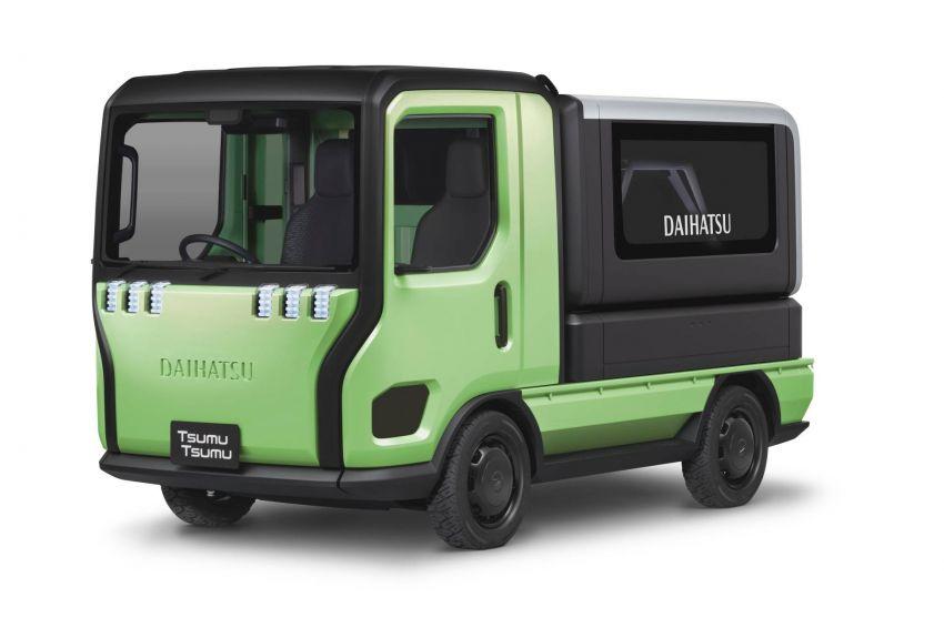 Daihatsu to bring four concepts to Tokyo Motor Show Image #1027575
