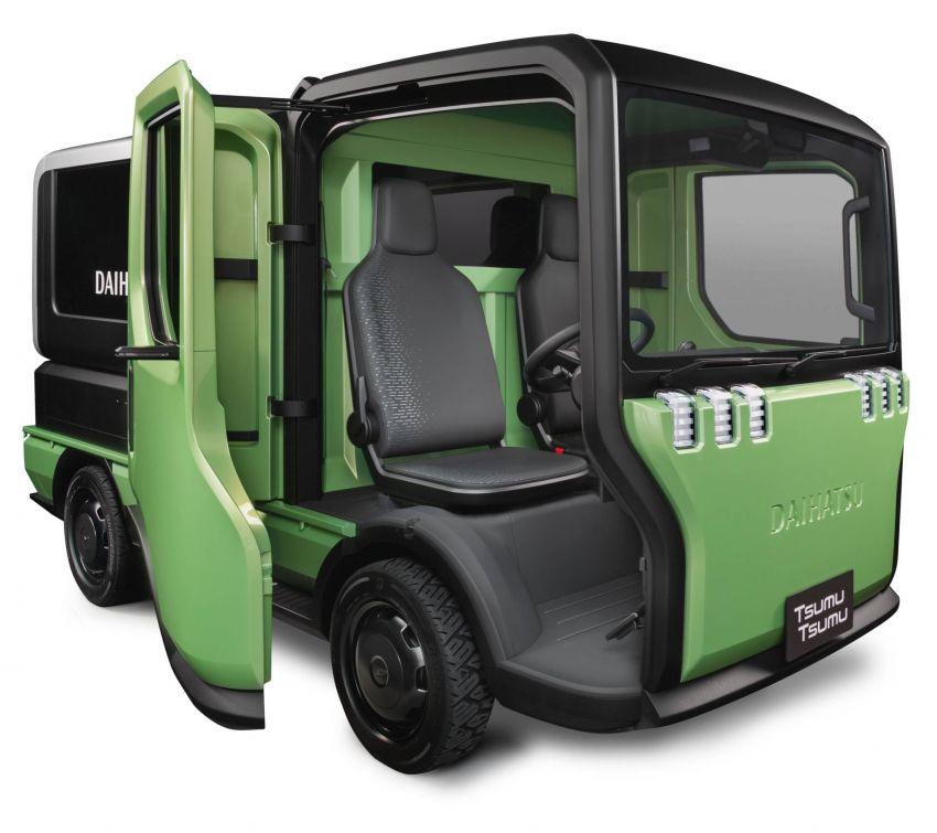 Daihatsu to bring four concepts to Tokyo Motor Show Image #1027579