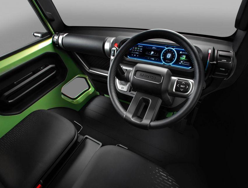 Daihatsu to bring four concepts to Tokyo Motor Show Image #1027581