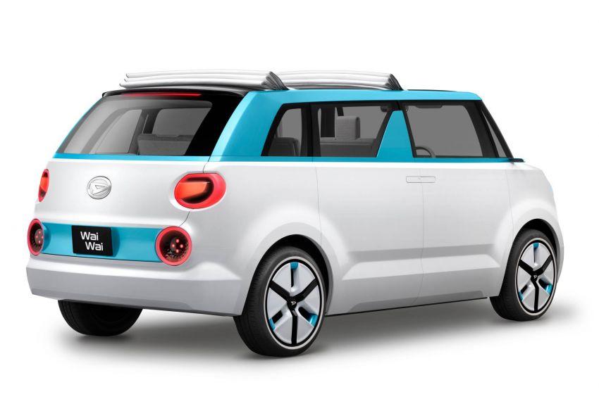 Daihatsu to bring four concepts to Tokyo Motor Show Image #1027589