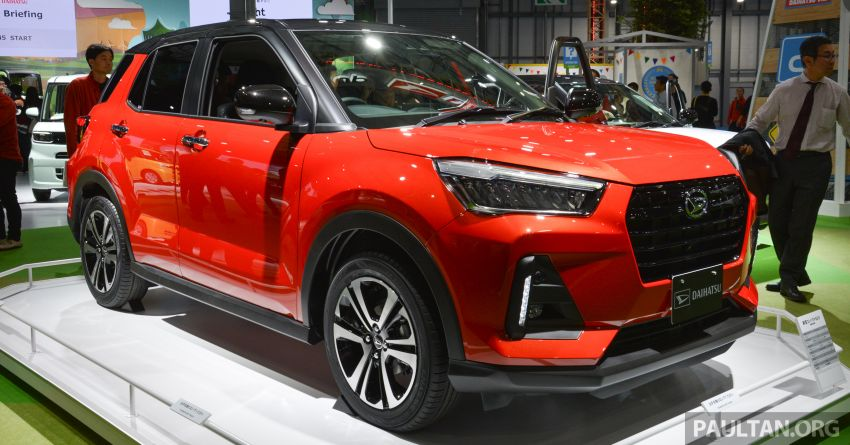 Tokyo 2019: Daihatsu previews new compact SUV – is this an early look at Perodua's D55L B-segment SUV? Image #1034235