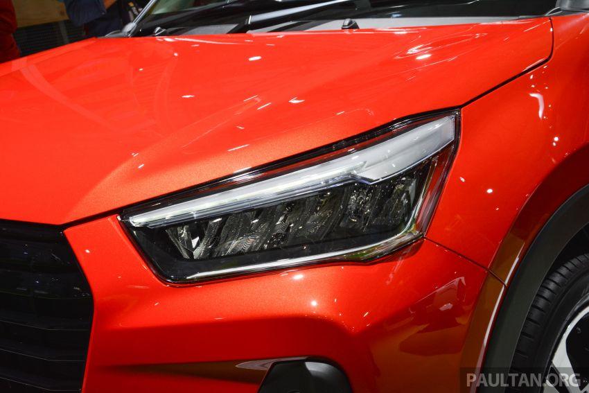 Tokyo 2019: Daihatsu previews new compact SUV – is this an early look at Perodua's D55L B-segment SUV? Image #1034246