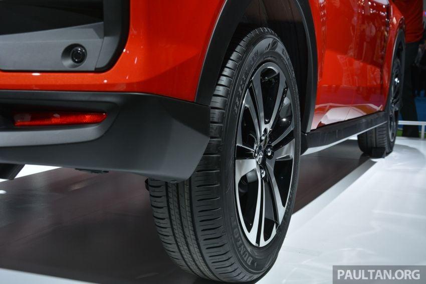 Tokyo 2019: Daihatsu tayang SUV kompak baharu – imej awal bagi SUV segmen-B D55L Perodua? Image #1034554