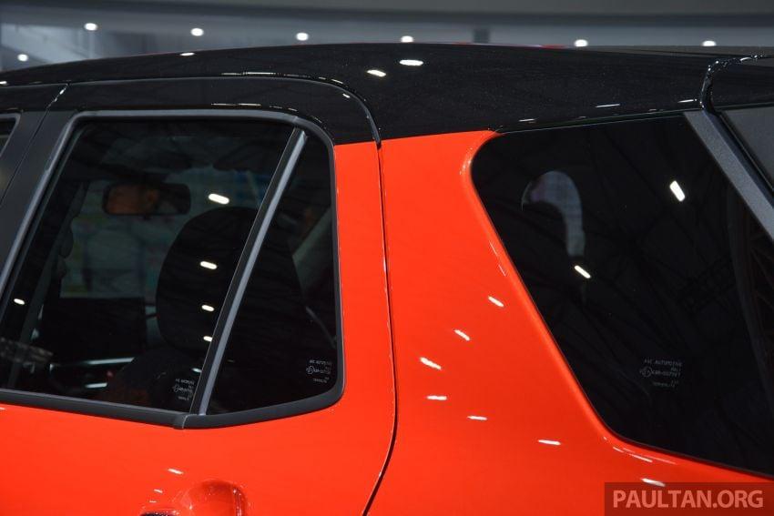 Tokyo 2019: Daihatsu tayang SUV kompak baharu – imej awal bagi SUV segmen-B D55L Perodua? Image #1034555