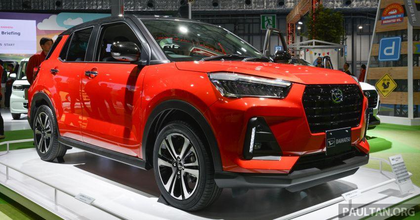 Tokyo 2019: Daihatsu tayang SUV kompak baharu – imej awal bagi SUV segmen-B D55L Perodua? Image #1034540