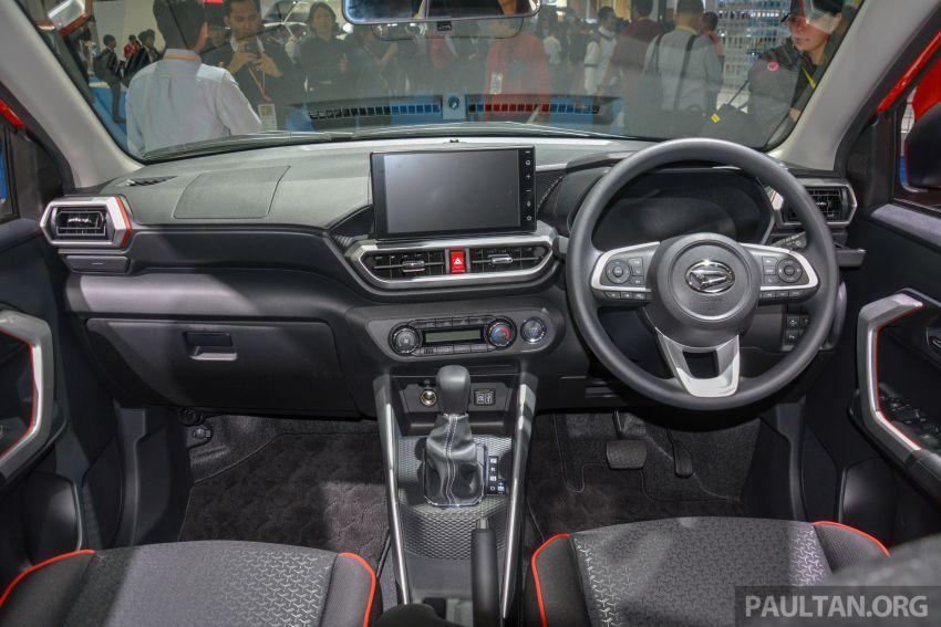 2019 - [Toyota] Raize Daihatsu-new-compact-SUV-TMS-2019-20-850x567
