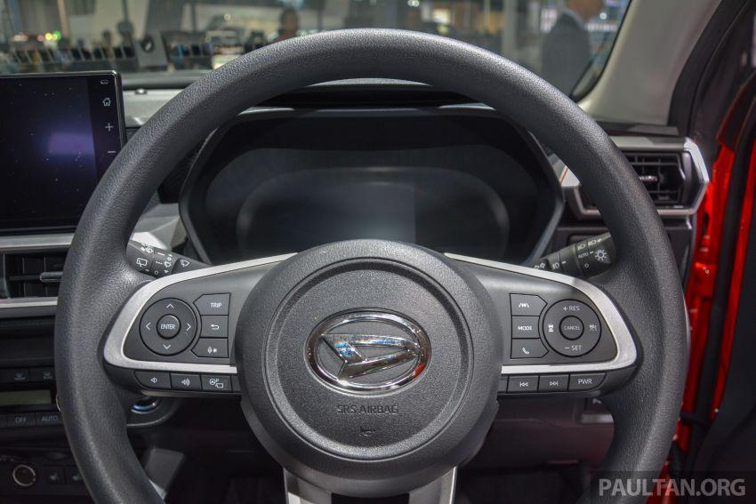 Tokyo 2019: Daihatsu tayang SUV kompak baharu – imej awal bagi SUV segmen-B D55L Perodua? Image #1034564