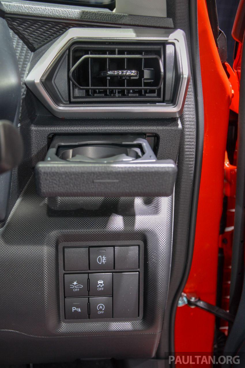 Tokyo 2019: Daihatsu tayang SUV kompak baharu – imej awal bagi SUV segmen-B D55L Perodua? Image #1034569