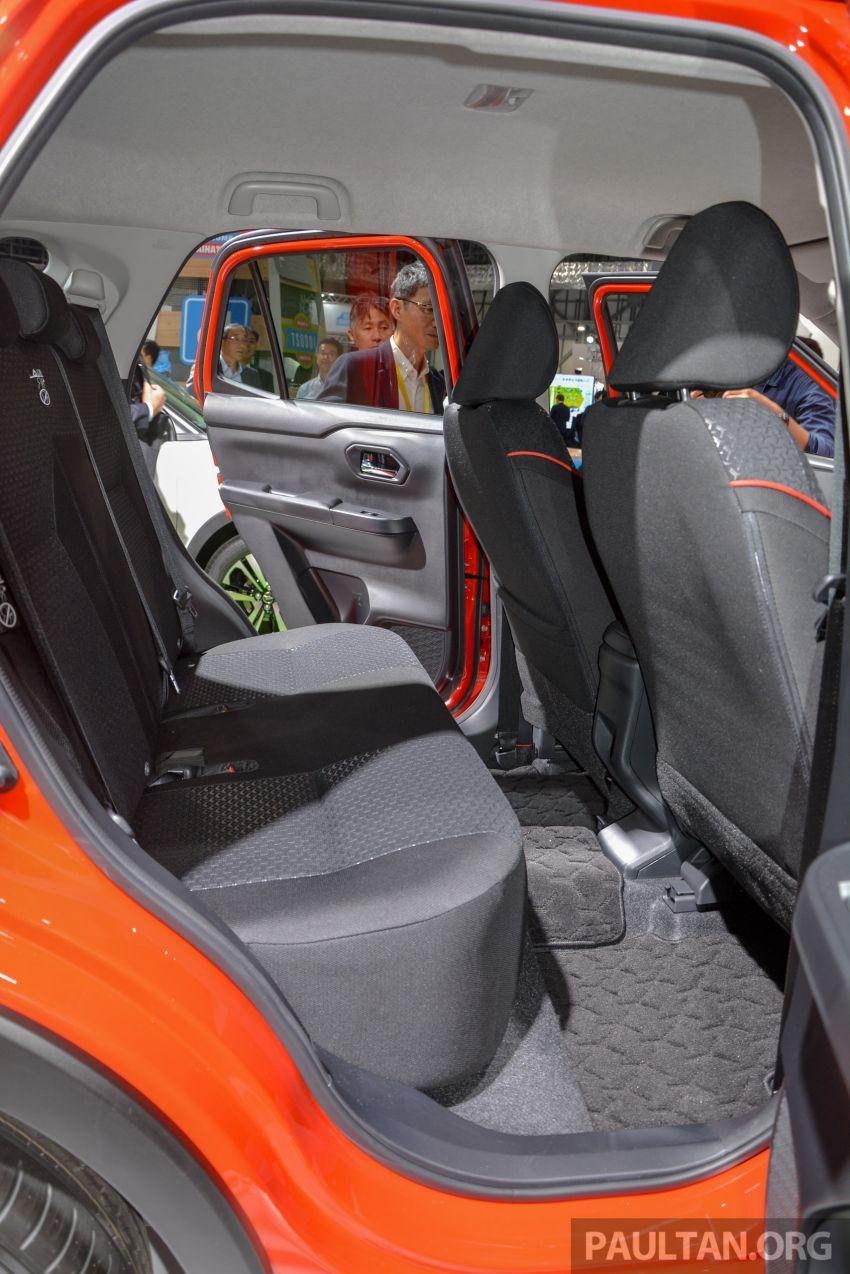 Tokyo 2019: Daihatsu previews new compact SUV – is this an early look at Perodua's D55L B-segment SUV? Image #1034276