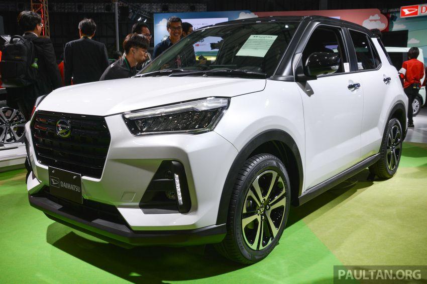 Tokyo 2019: Daihatsu previews new compact SUV – is this an early look at Perodua's D55L B-segment SUV? Image #1034278