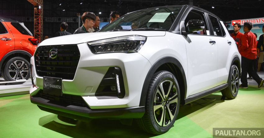 Tokyo 2019: Daihatsu previews new compact SUV – is this an early look at Perodua's D55L B-segment SUV? Image #1034279
