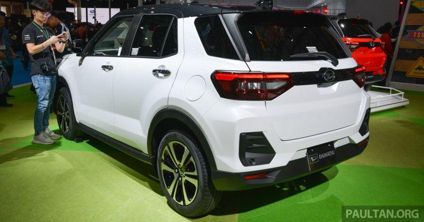 Tokyo 2019: Daihatsu tayang SUV kompak baharu – imej awal bagi SUV segmen-B D55L Perodua? Image #1034587