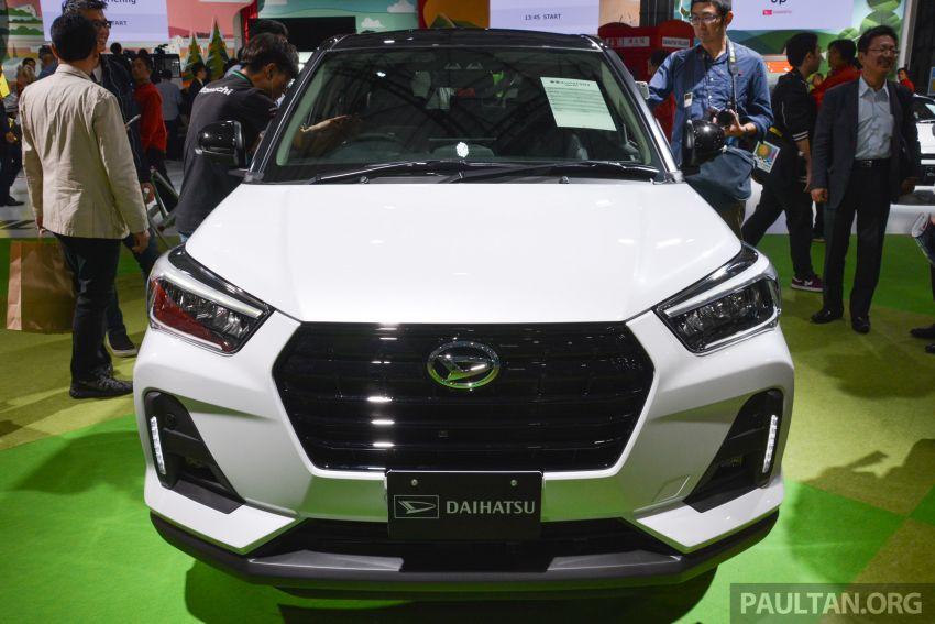 Tokyo 2019: Daihatsu tayang SUV kompak baharu – imej awal bagi SUV segmen-B D55L Perodua? Image #1034589