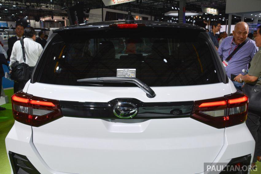 Tokyo 2019: Daihatsu previews new compact SUV – is this an early look at Perodua's D55L B-segment SUV? Image #1034283